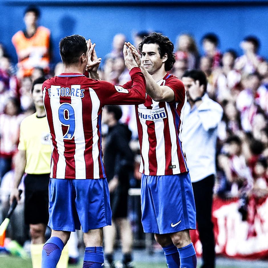 Temporada 16/17. Partido Atlético Osasuna. La otra mirada