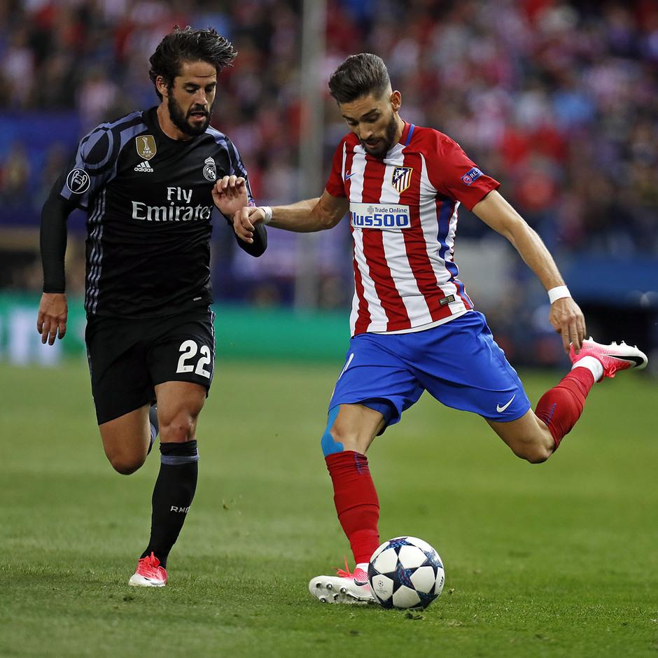 Temp. 16/17 | Atlético de Madrid - Real Madrid | Carrasco