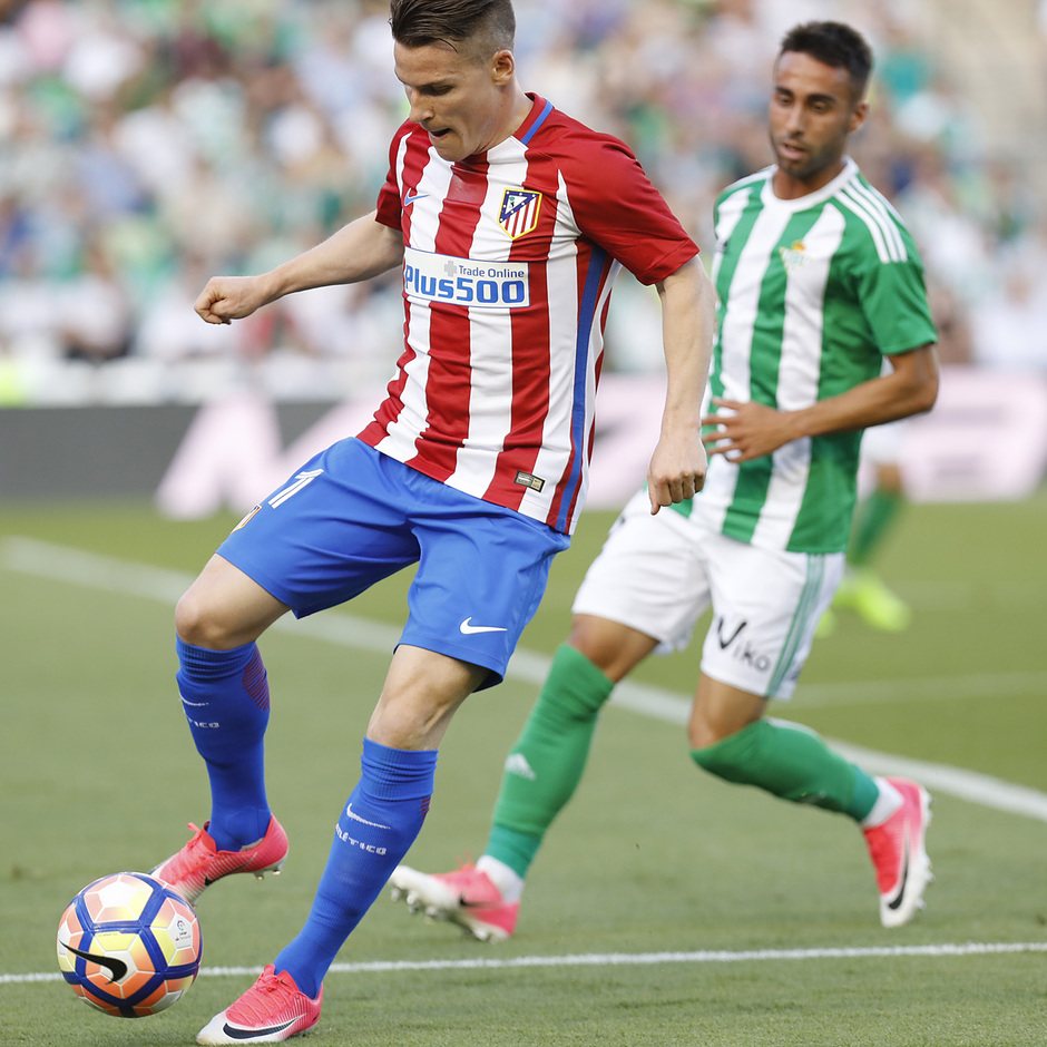 Temp. 16/17 | Betis - Atlético de Madrid | Gameiro