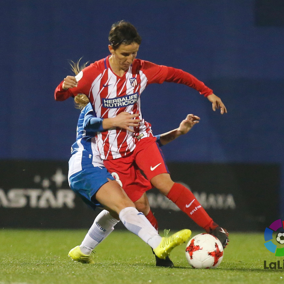 Temp. 17-18 | Espanyol-Atlético de Madrid Femenino | Sonia