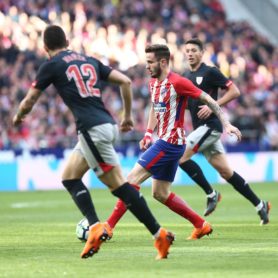 Jornada 24 | Atleti - Athletic | Saúl
