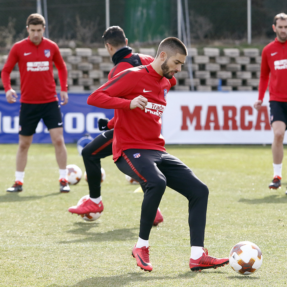 Entrenamiento | 19-02-18 | Carrasco