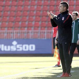 UEFA Youth League | Atleti - Basilea | Manolo Cano