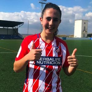 Femenino jornada 21   24-02-18   Sporting de Huelva   Itziar Pinillos
