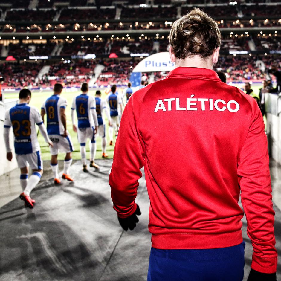 Temporada 17/18 | Atlético - Leganés | La otra mirada | Griezmann (Ángel)