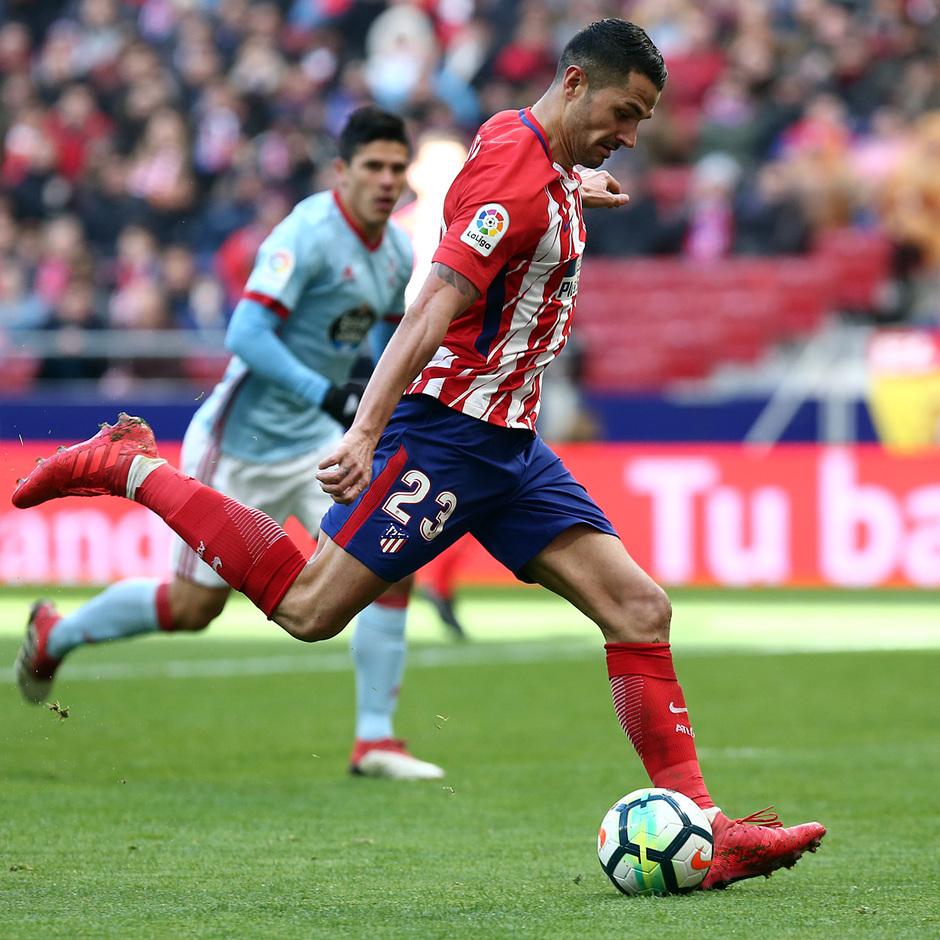 Temp. 17/18 | Jornada 28 | 11/03/18 | Atlético de Madrid - Celta |