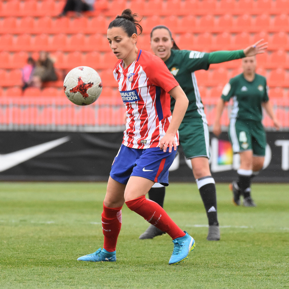 Temp. 17/18 | Atlético de Madrid Femenino - Betis | 01-04-18 | Jornada 25 | Aurélie Kaci