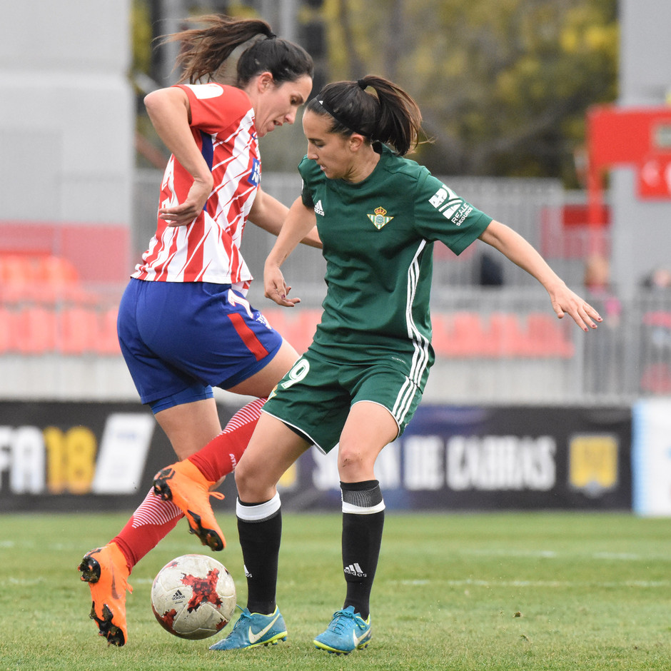 Temp. 17/18 | Atlético de Madrid Femenino - Betis | 01-04-18 | Jornada 25 | Meseguer