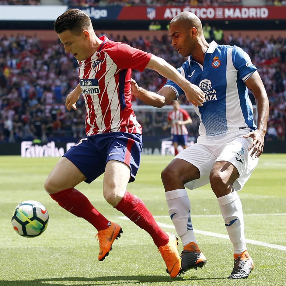 Temp. 17-18 | Atlético de Madrid - Espanyol | Jornada 36 | Gameiro
