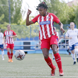 Temp 17/18 | Zaragoza CFF - Atlético de Madrid | Jornada 30 | Ludmila Da Silva