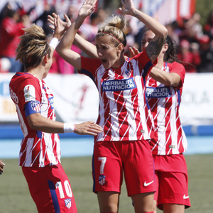 Temp 17/18 | Zaragoza CFF - Atlético de Madrid | Jornada 30 | Ángela Sosa
