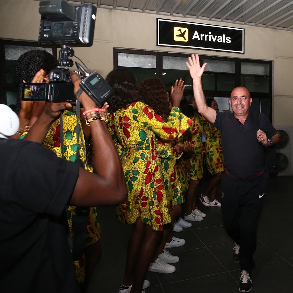 Temp. 17-18 | Atlético de Madrid en Nigeria | Pedro Pablo