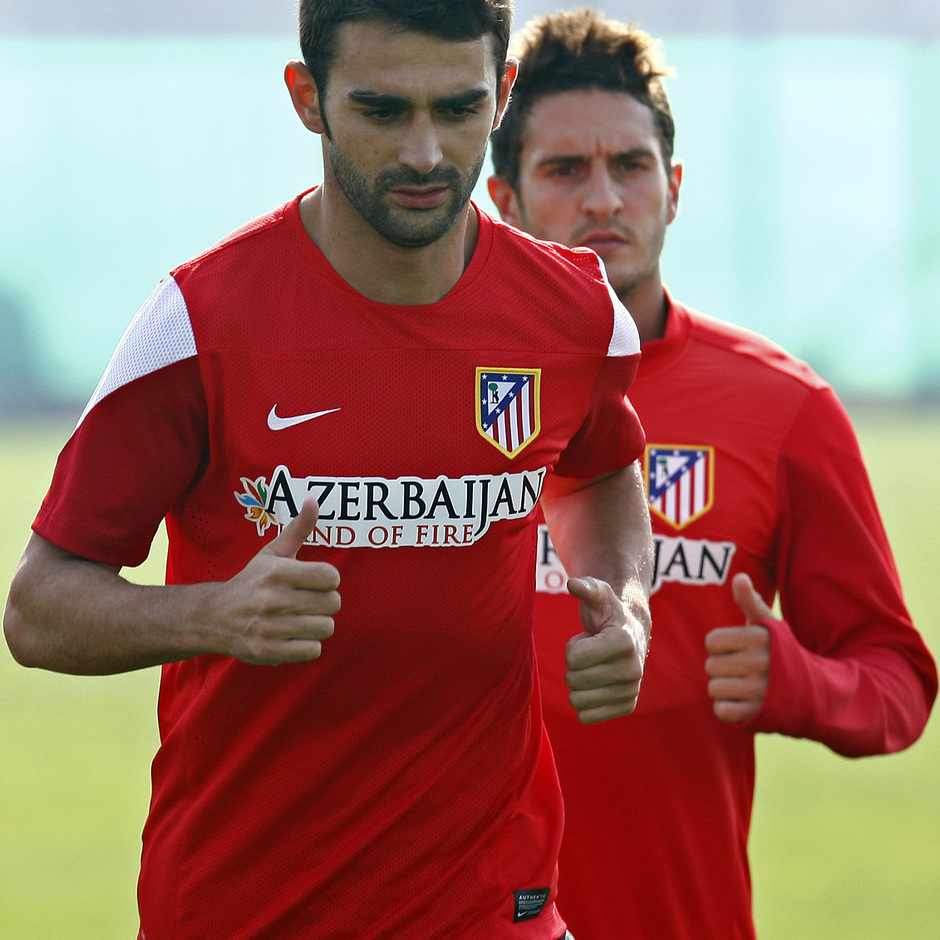 Adrián y Koke