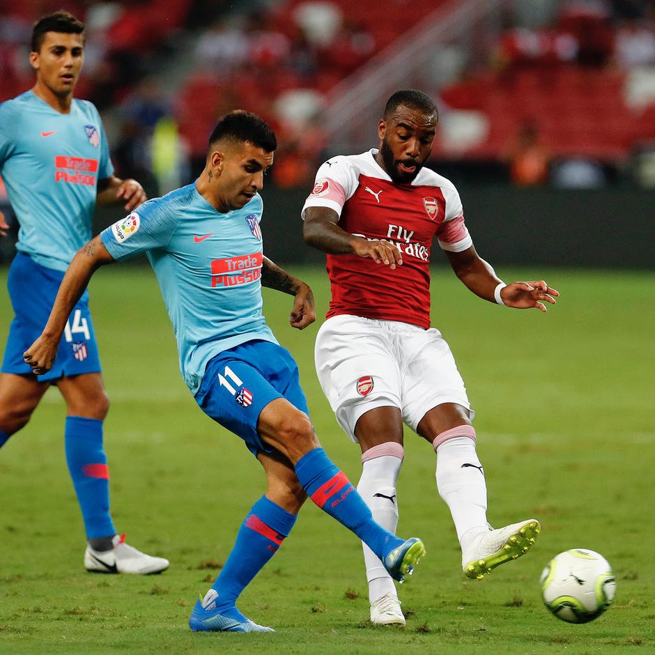 Temporada 2018-2019 | ICC Singapur  | Atlético de Madrid - Arsenal | Correa