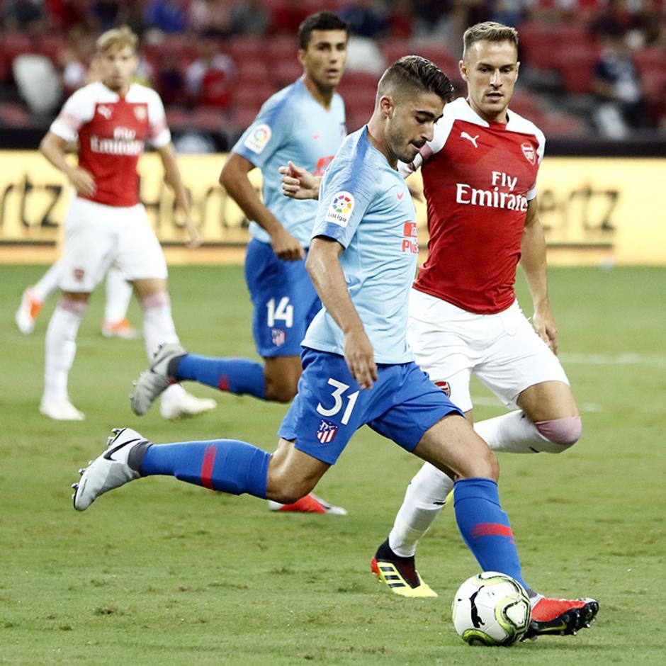 Temporada 2018-2019 | ICC Singapur  | Atlético de Madrid - Arsenal | Toni Moya