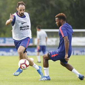 Temporada 2018-2019 | Brunico | Entrenamiento | Juanfran
