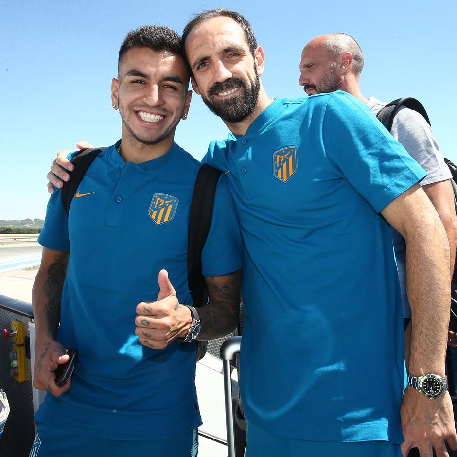 Rumbo a Tallin | Correa y Juanfran