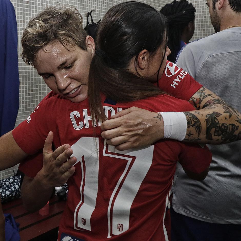 Temporada 2018-2019 | La otra mirada | Málaga CF Femenino - Atlético de Madrid Femenino | Linari y Chidiac