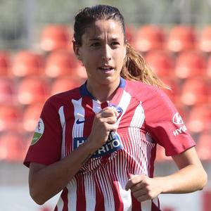 Temporada 2018-2019 | Atlético de Madrid Femenino - Logroño | Olga García