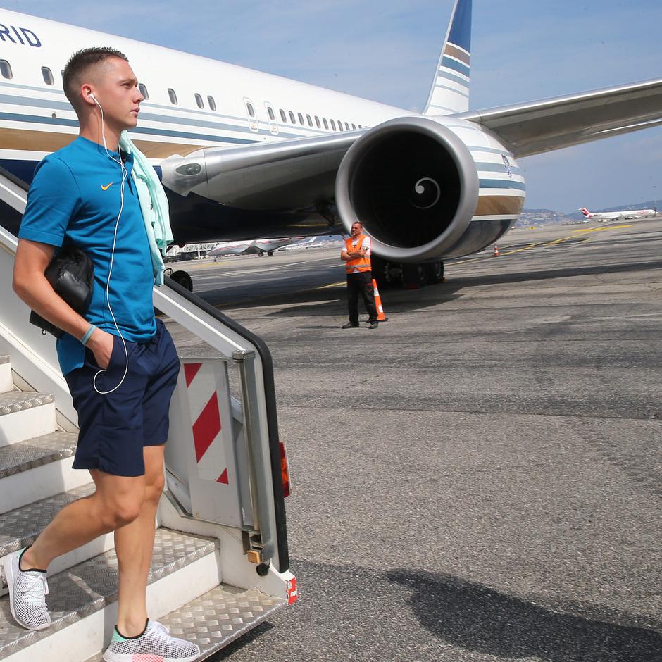 Temporada 2018-2019 | Llegada a Mónaco | Borja Garcés