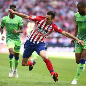 Temporada 2018-2019 | Atlético de Madrid - Betis | Juanfran