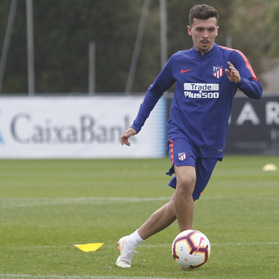 Temporada 18/19 | Entrenamiento del primer equipo | 12/10/2019 | Joaquín Muñoz