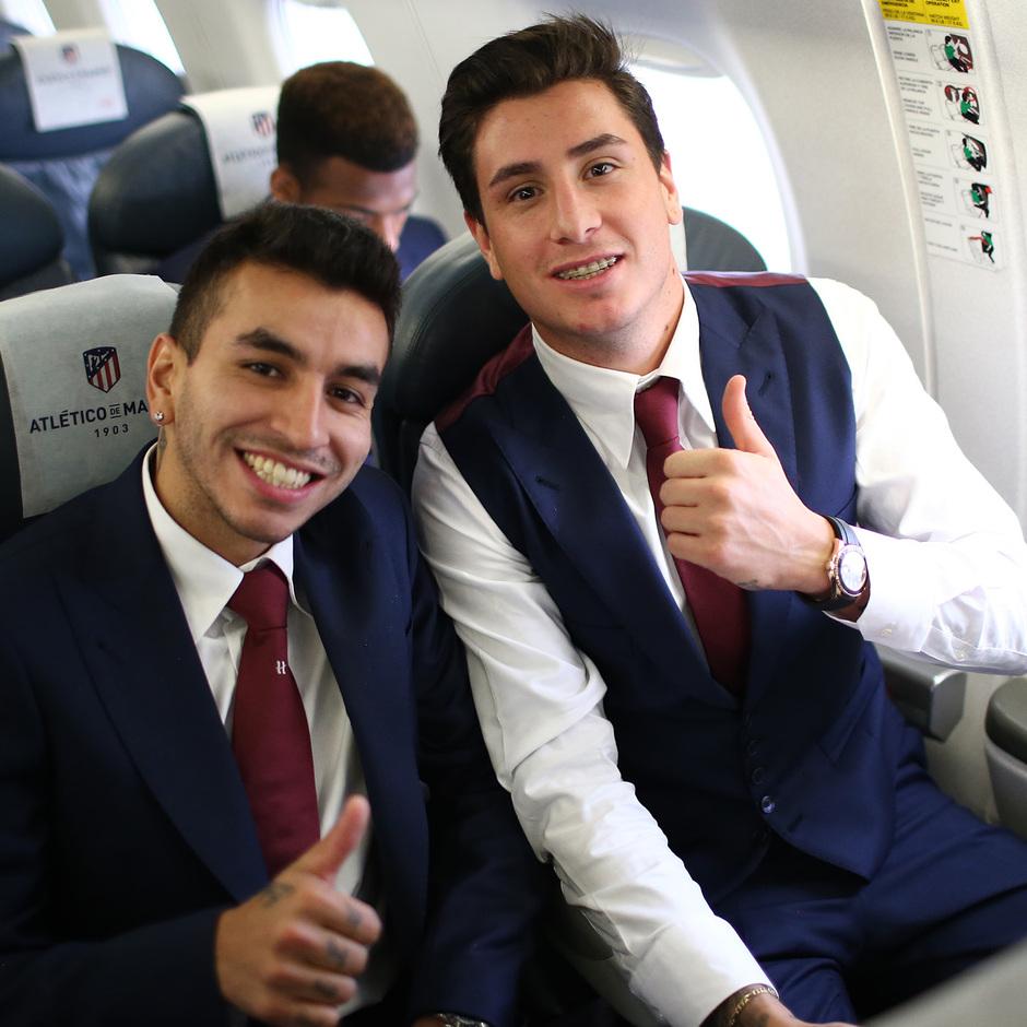 Temporada 18/19 | Villarreal - Atleti | Viaje | Correa y Rodri