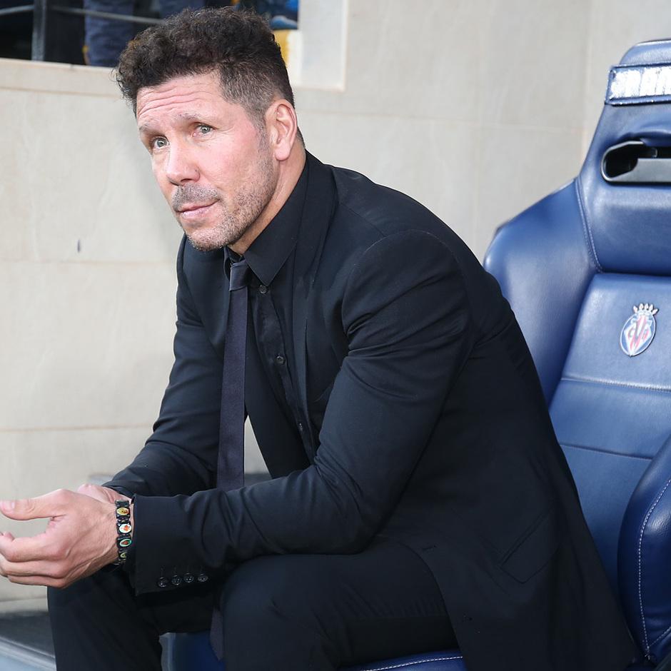 Temporada 18/19 | Villarreal - Atleti | Simeone
