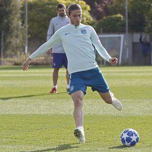 Temporada 18/19 | Entrenamiento del primer equipo | 23/10/2018 | Filipe Luis