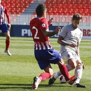 Temporada 18/19 | Atlético B - Ponferradina | Carlos Isaac
