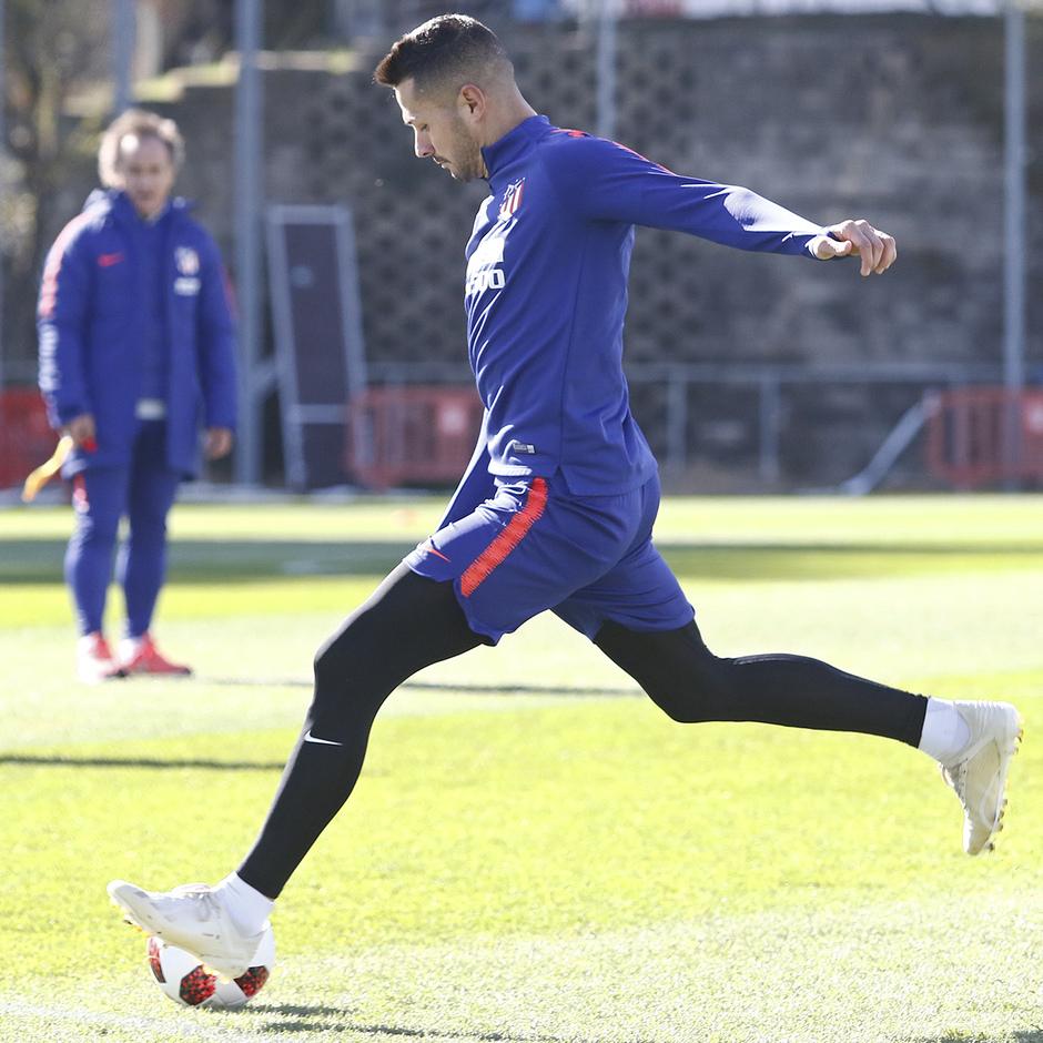 Temporada 18/19 | Entrenamiento del primer equipo | 29/10/2018 | Vitolo