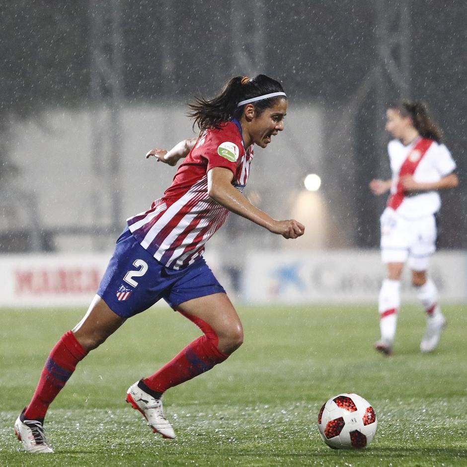 Temporada 2018-2019 | Atlético de Madrid Femenino - Rayo Majadahonda | Kenti