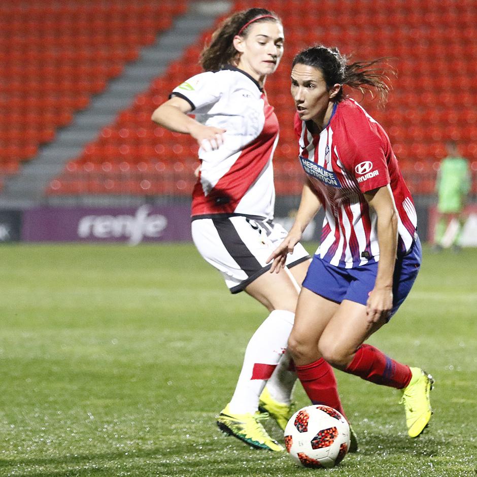 Temporada 2018-2019 | Atlético de Madrid Femenino - Rayo Vallecano | Meseguer