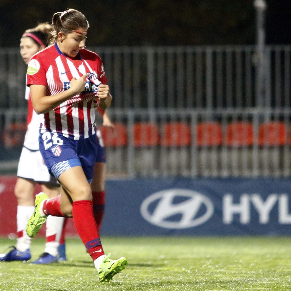 Temporada 2018-2019 | Atlético de Madrid Femenino - Rayo Vallecano | Ana Marcos