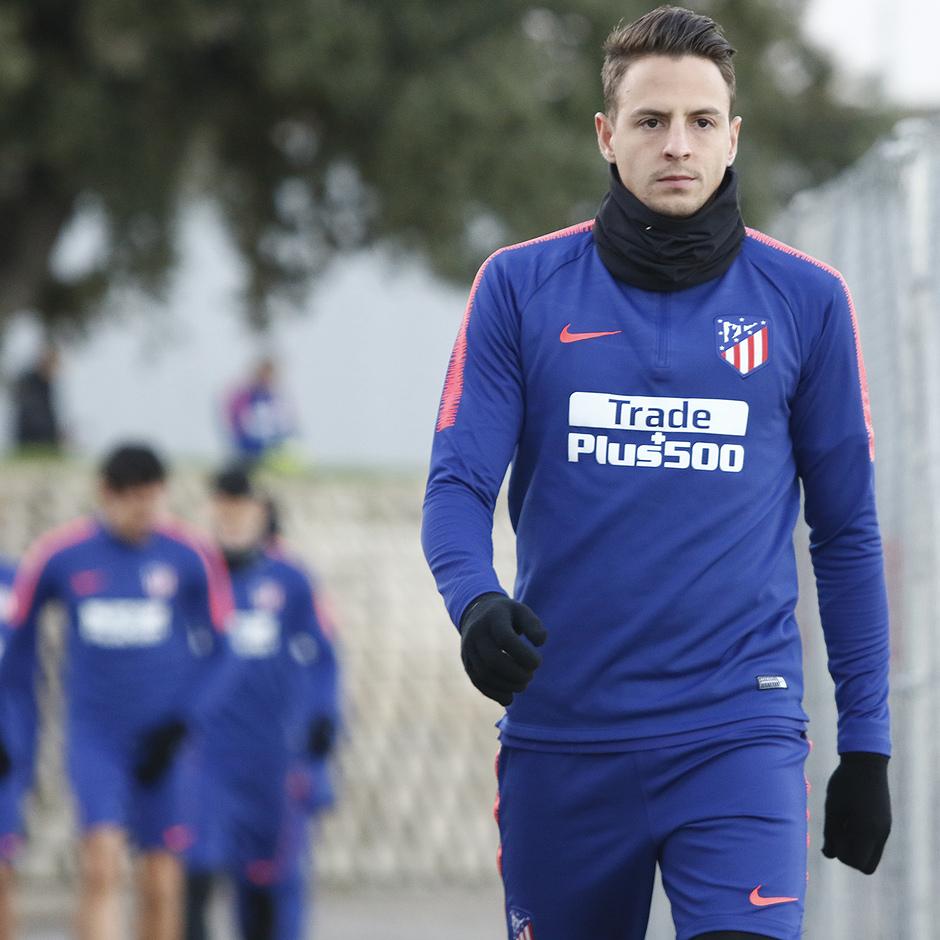 Temporada 18/19 | 23/11/2018 | Entrenamiento en la Ciudad Deportiva Wanda | Arias