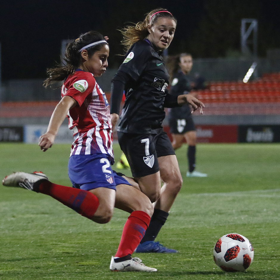 Temporada 18/19 | Atlético de Madrid Femenino - Málaga | Kenti
