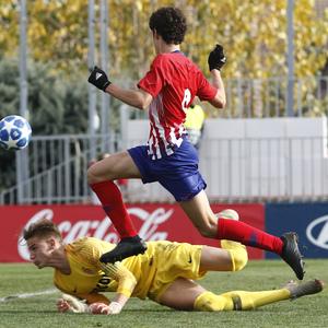 Temp. 18-19   Juvenil A - Mónaco   Youth League   Camello