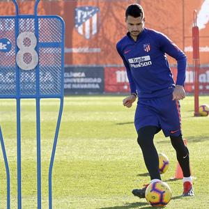 Temporada 18/19 | Entrenamiento en la Ciudad Deportiva Wanda | 30/11/2018 | Vitolo