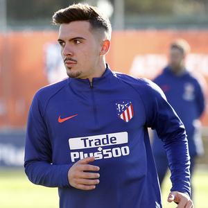 Temporada 18/19 | Entrenamiento en la Ciudad Deportiva Wanda | 30/11/2018 | Joaquín Muñoz