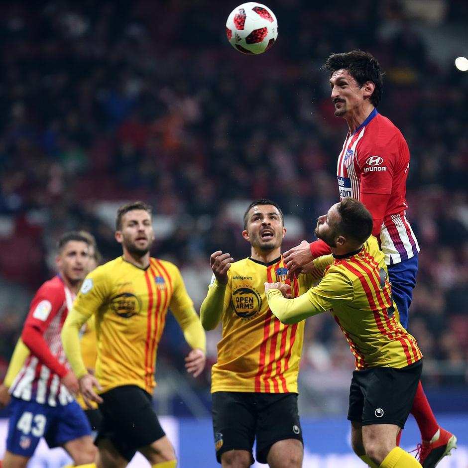 Temporada 18/19 | Atleti - Sant Andreu | Savic