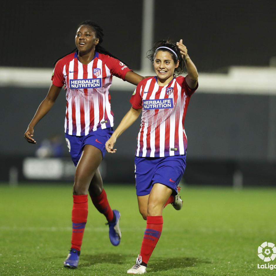 Temporada 2018-2019 | Atlético de Madrid Femenino - Valencia |Kenti
