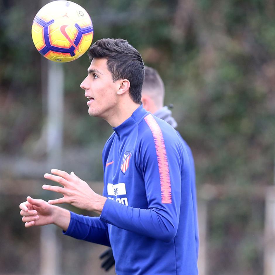 Temp. 18-19 | Entrenamiento en la Ciudad Deportiva Wanda | Rodrigo