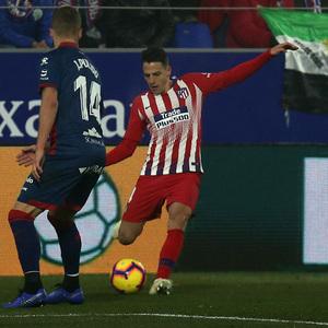 Temp. 18-19 | Huesca - Atlético de Madrid | Arias