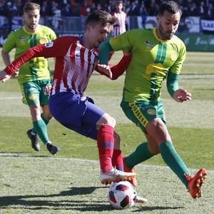Temporada 18/19 | Atlético B - Unionistas | Joaquín