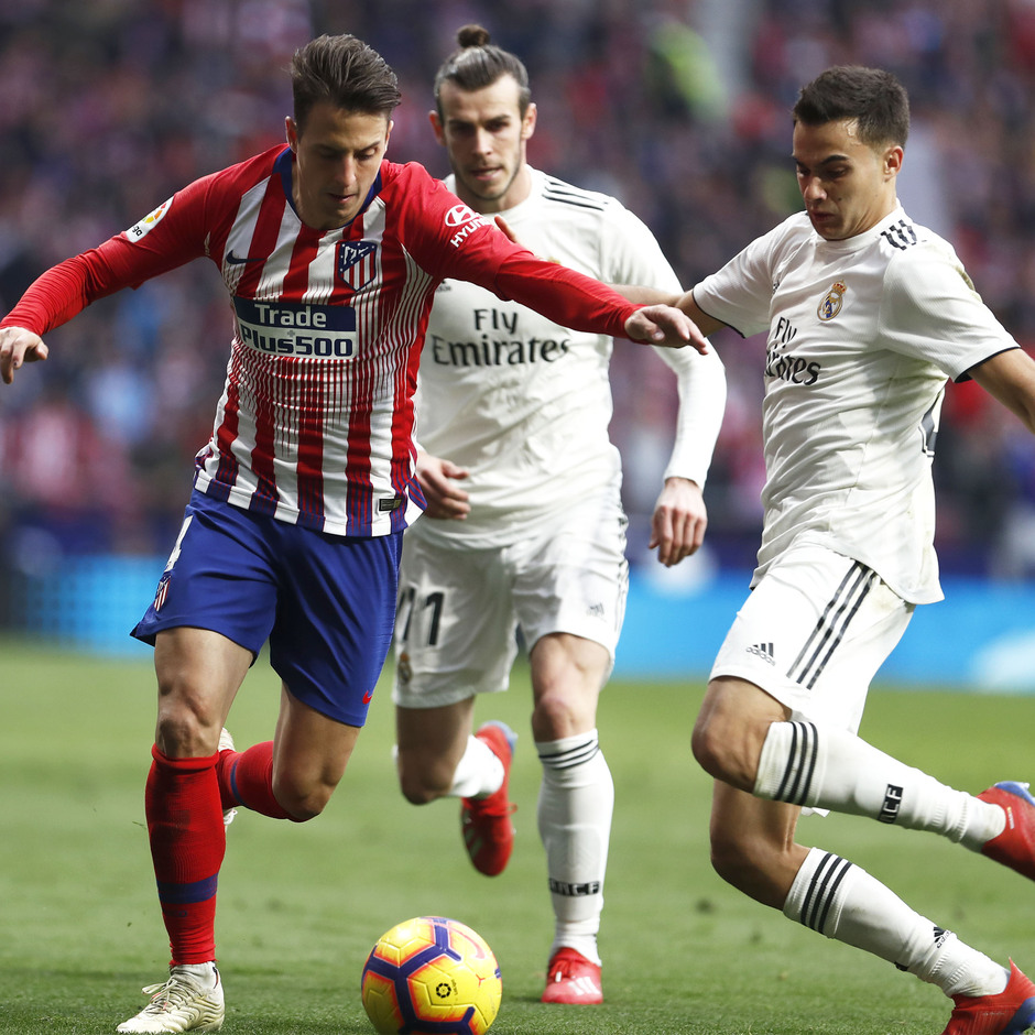 Temporada 18/19 | Atlético de Madrid - Real Madrid | Arias