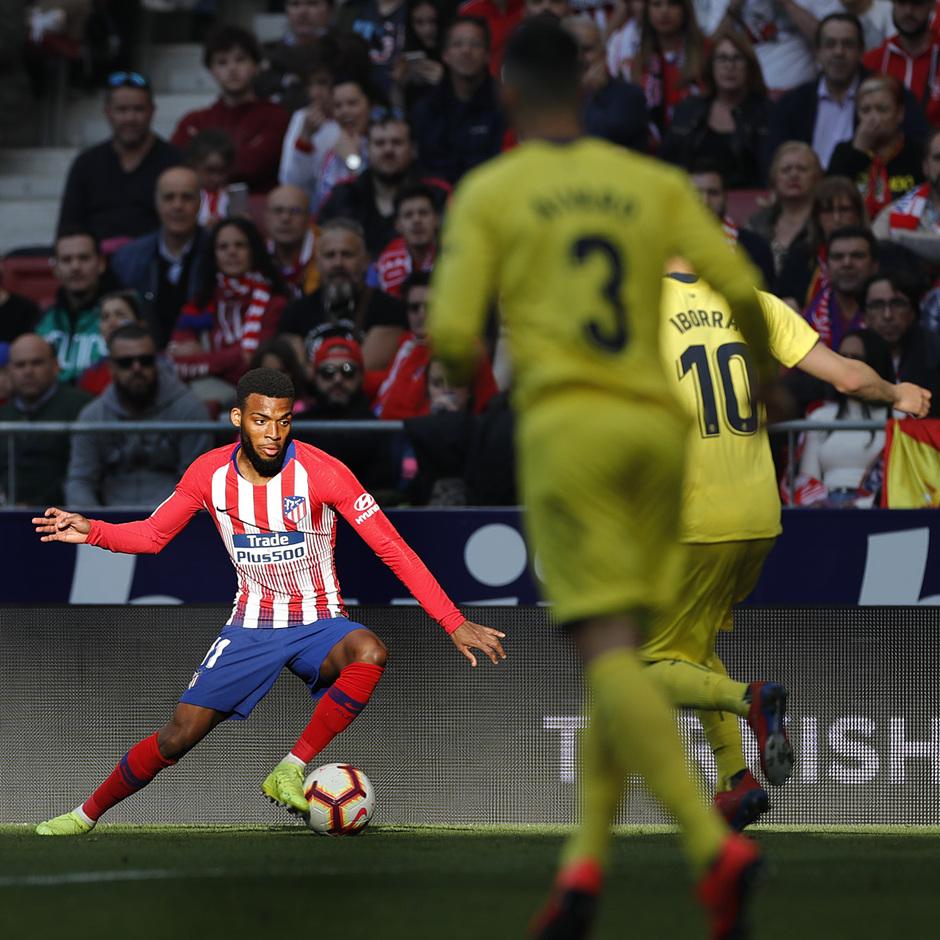Temporada 18/19 | Atlético de Madrid - Villarreal | Lemar