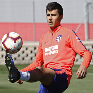 Temporada 18/19 | Entrenamiento del primer equipo |  14/03/2019 | Rodrigo