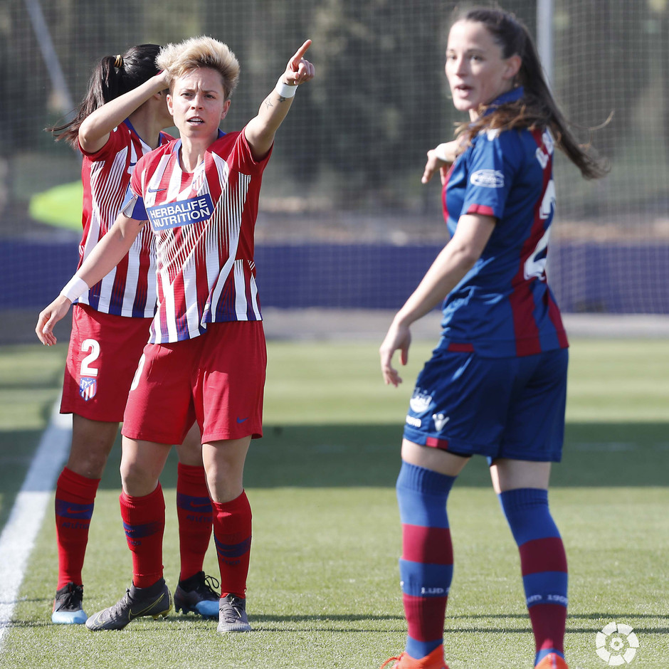 Temporada 18/19 | Levante - Atlético de Madrid Femenino | Amanda