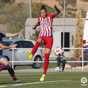 Temporada 18/19 | Levante - Atlético de Madrid Femenino | Jenni Hermoso