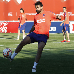 Temporada 18/19 | Entrenamiento del primer equipo | 25/03/2019 | Costa